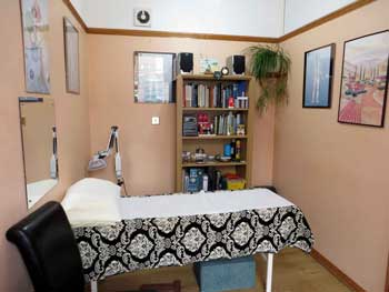 Inside treatment Room